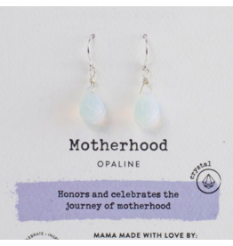 Soul-Full Earring Opaline - Motherhood