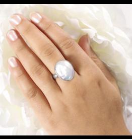 Pearl Ring - Adjustable