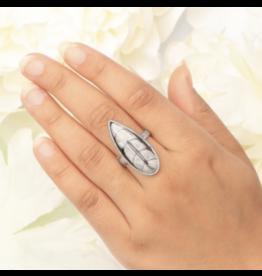 Orthoceras Ring - Adjustable