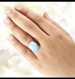 Turquoise Ring - Adj