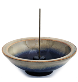 Mountain Mist – 4.5-inch Round Incense Holder