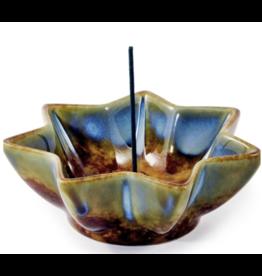 Lotus – 4 1/4-inch Lotus-shaped Holder