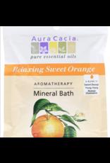Aura Cacia Sweet Orange Mineral Bath