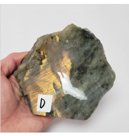 "Labradorite – Table Top Display Piece ""D"""