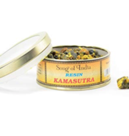 Kamasutra Resin Incense Blend Tin