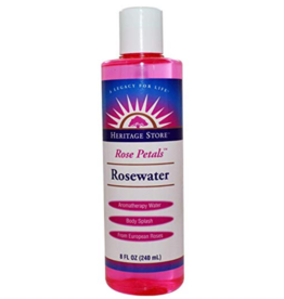 Rose Water - 8oz
