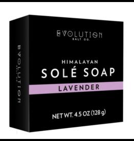 Lavender Sole Bath Soap