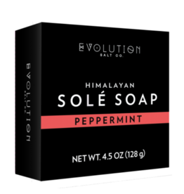 Peppermint Sole Bath Soap