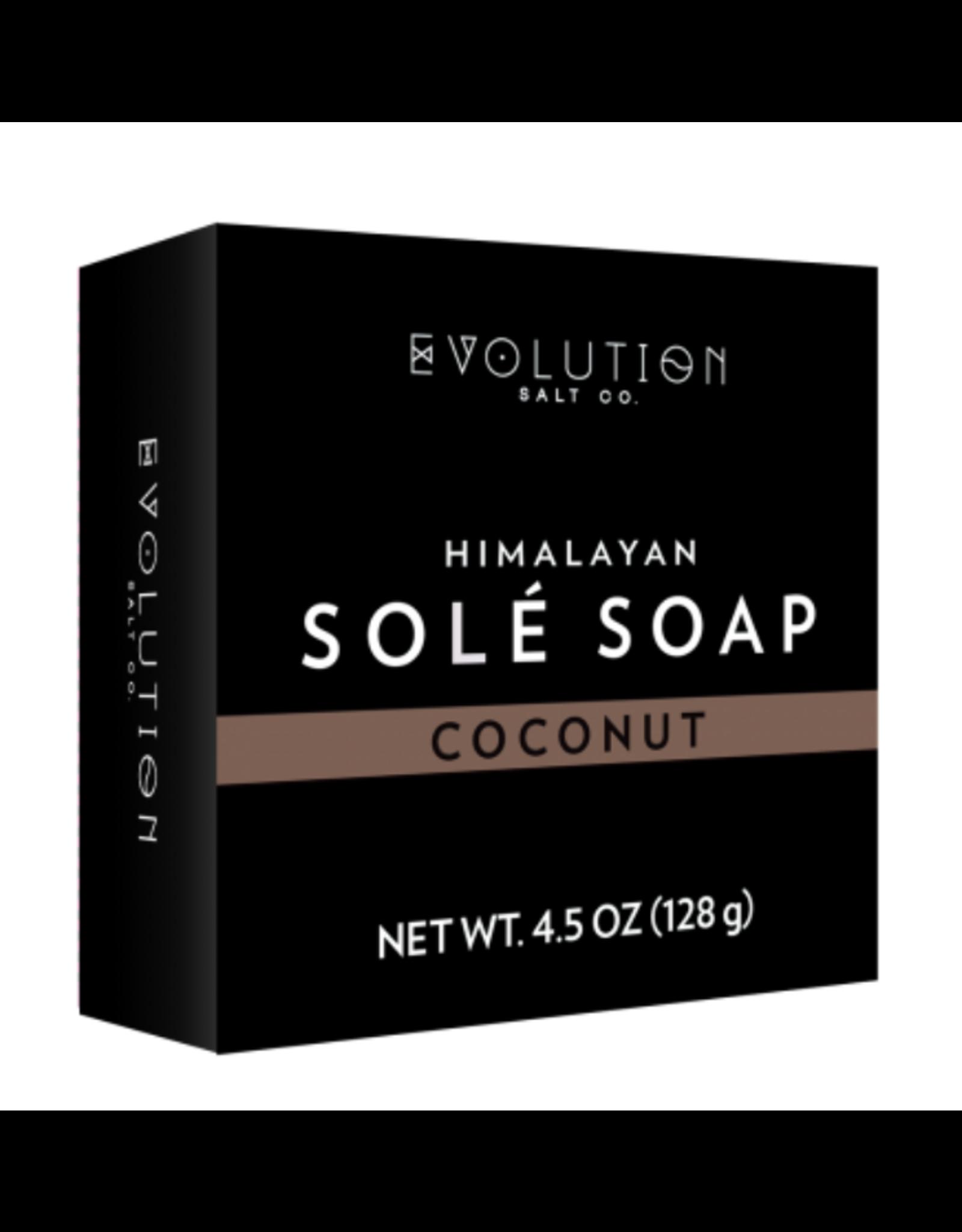 Coconut Sole Bath Soap