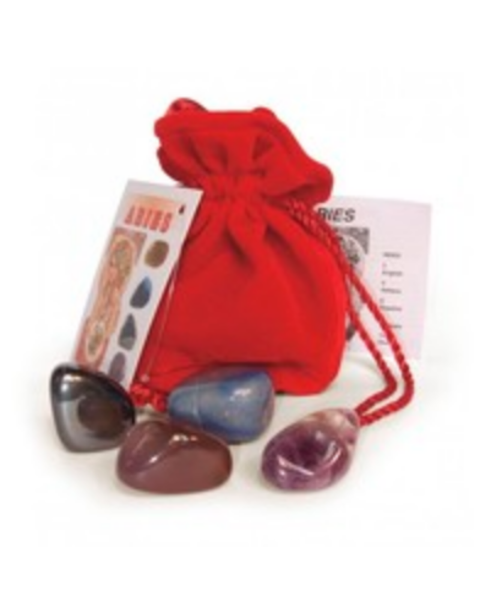Aries Astrological Crystal Kit