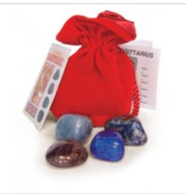 Sagittarius Astrological Crystal Kit