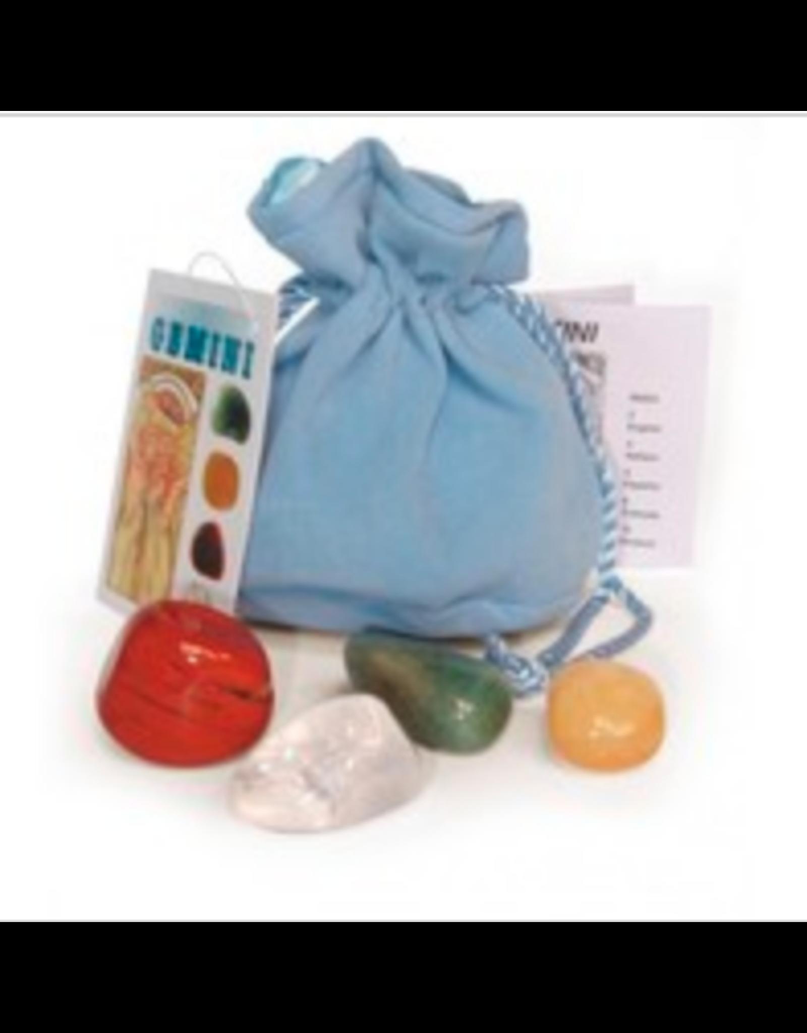 Gemini Astrological Crystal Kit
