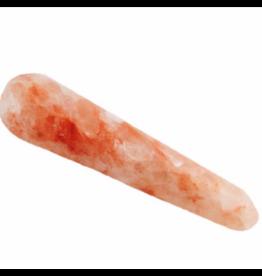 Wand Crystal Salt Stone