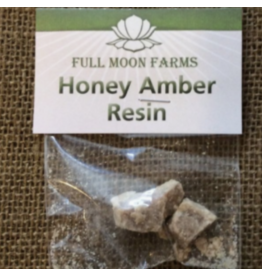 Honey Amber Resin