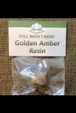 Golden Amber Resin
