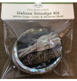 Full Moon Farms Deluxe Smudge Sage Kit 1
