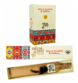 Palo Santo & Copal Boxed Incense