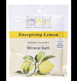 Aura Cacia Lemon Mineral Bath