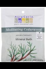 Aura Cacia Cedarwood Mineral Bath