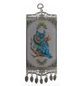Wall Hanging Carpet - Mystic Owl