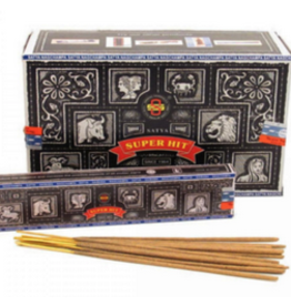 Satya Super Hit - Boxed Incense sticks