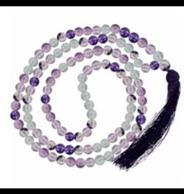 Mala Prayer Beads Fluorite