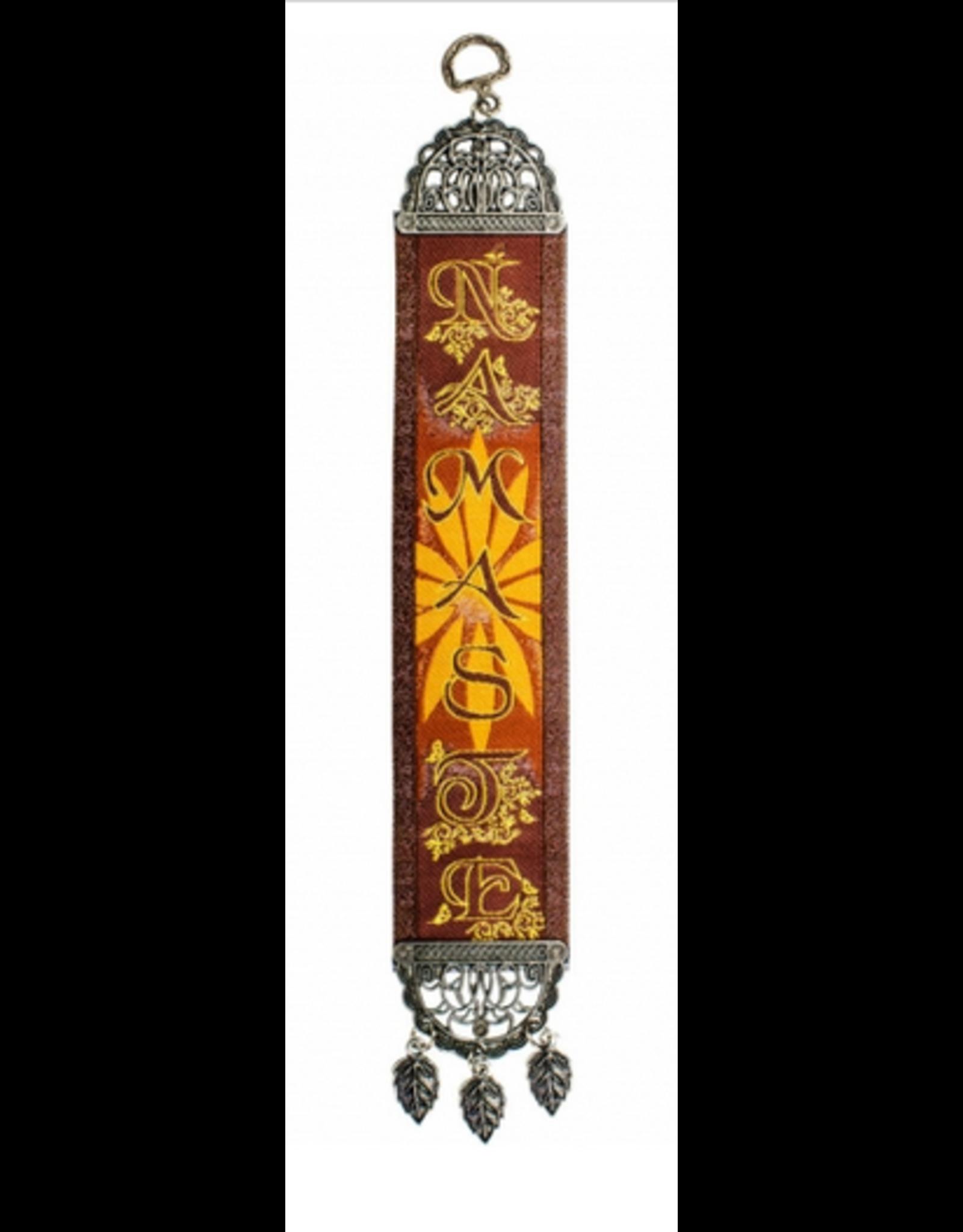 Door Hanging Woven Narrow Carpet - Namaste