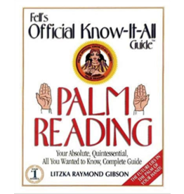 Official Know-It-All Guide Palm Reading