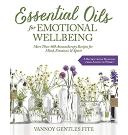 Essential Oils for Emotional Well
