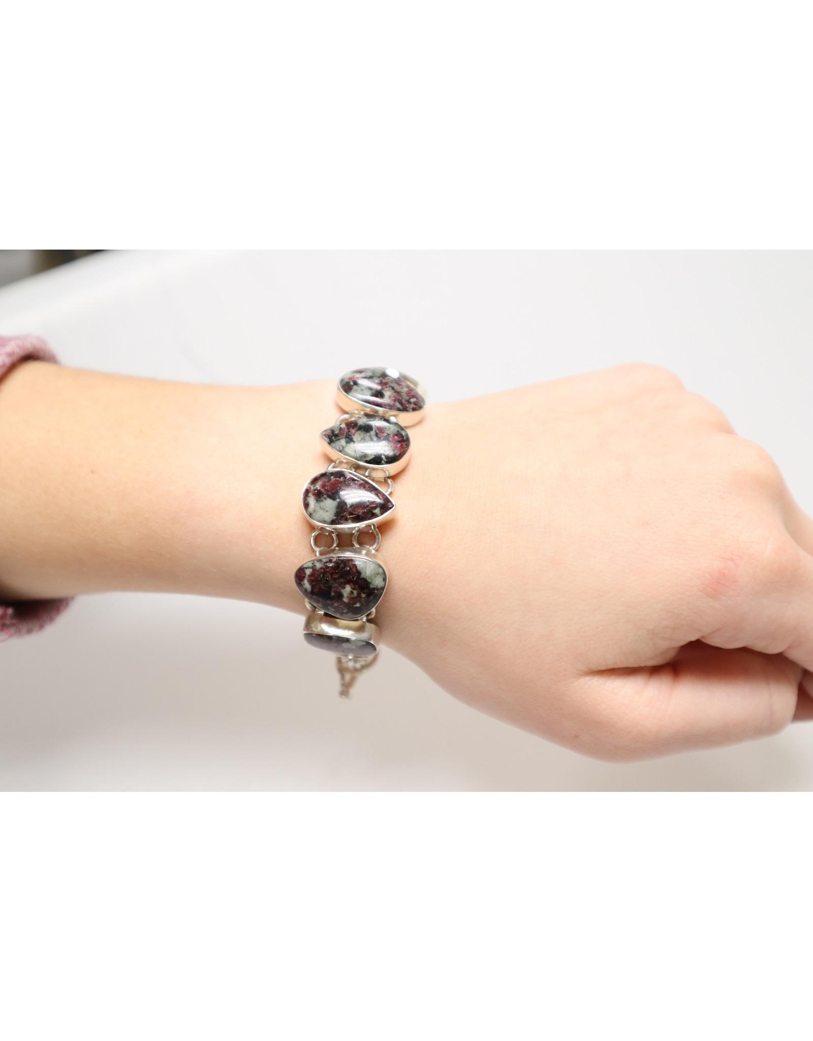Eudialyte Bracelet