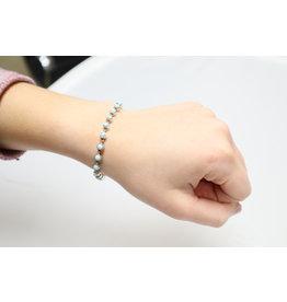 Larimar Round Bracelet