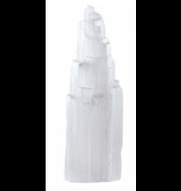 Selenite Iceberg Tower-Medium