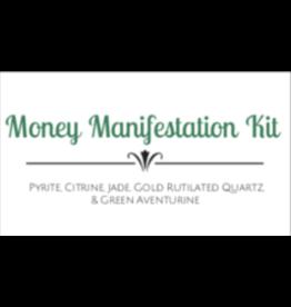 Money Manifestation Crystal Kit