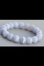 Blue Lace Agate 10mm