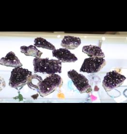Large Amethyst Cluster
