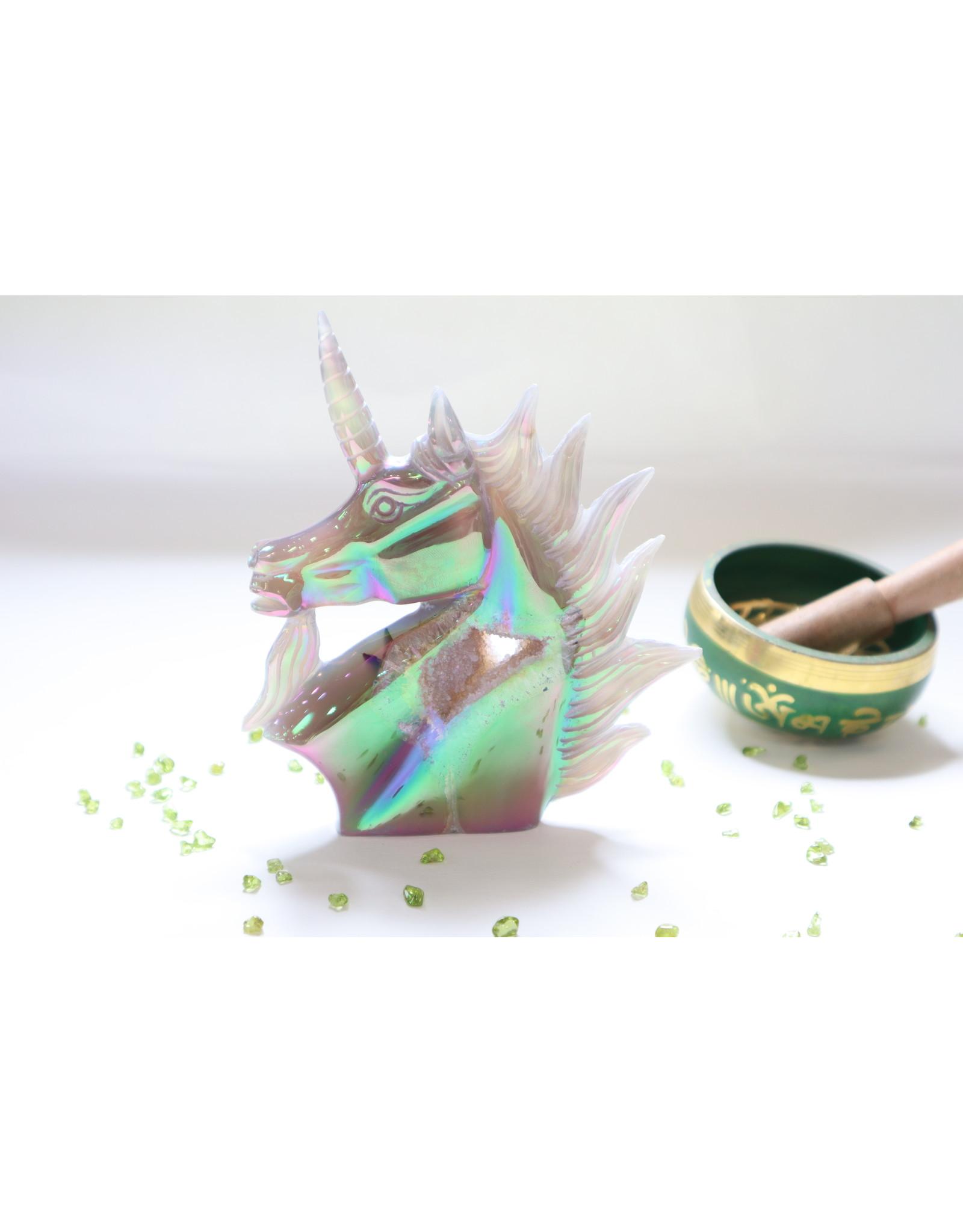 Aura Quartz Unicorn #1