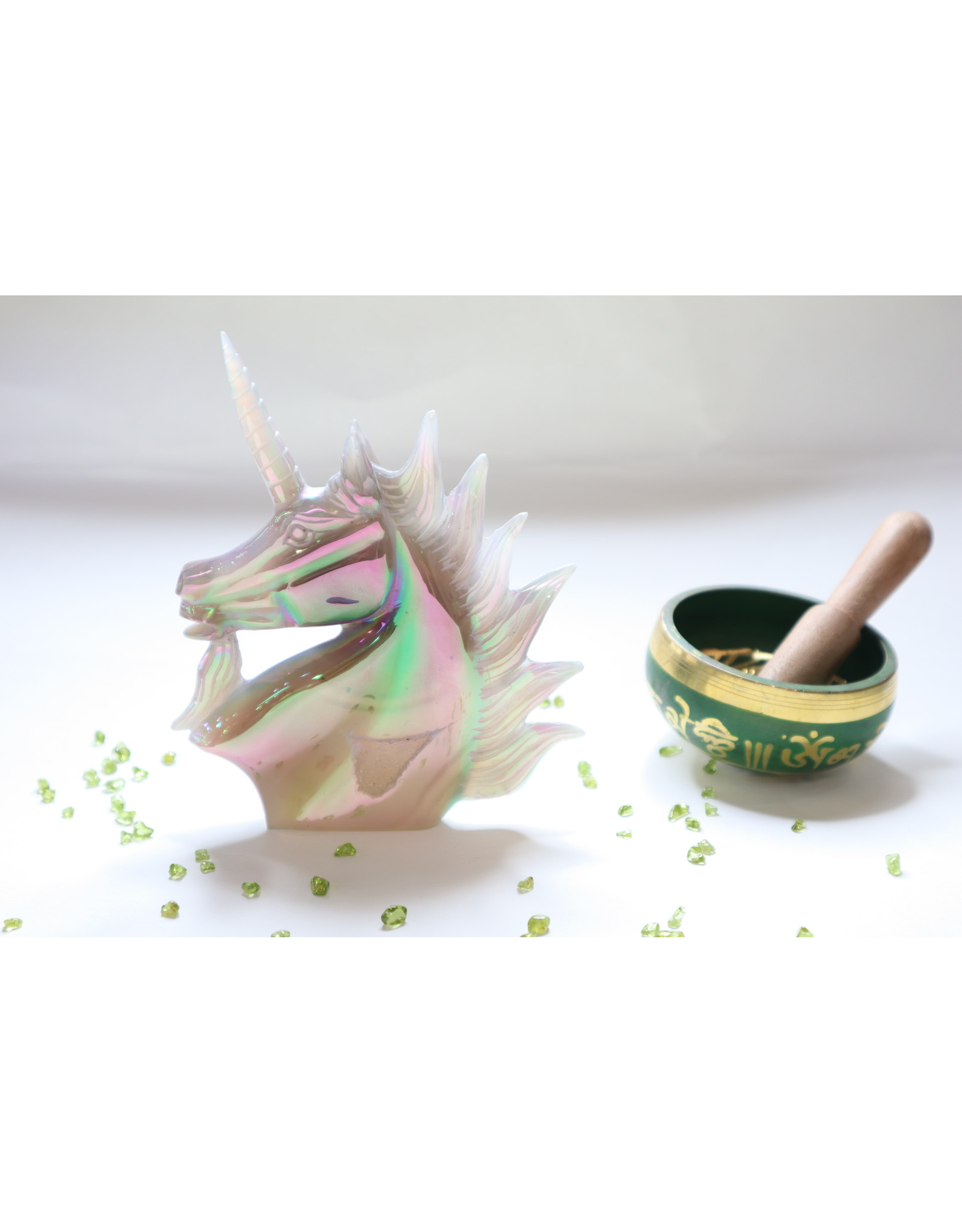 Aura Quartz Unicorn #3