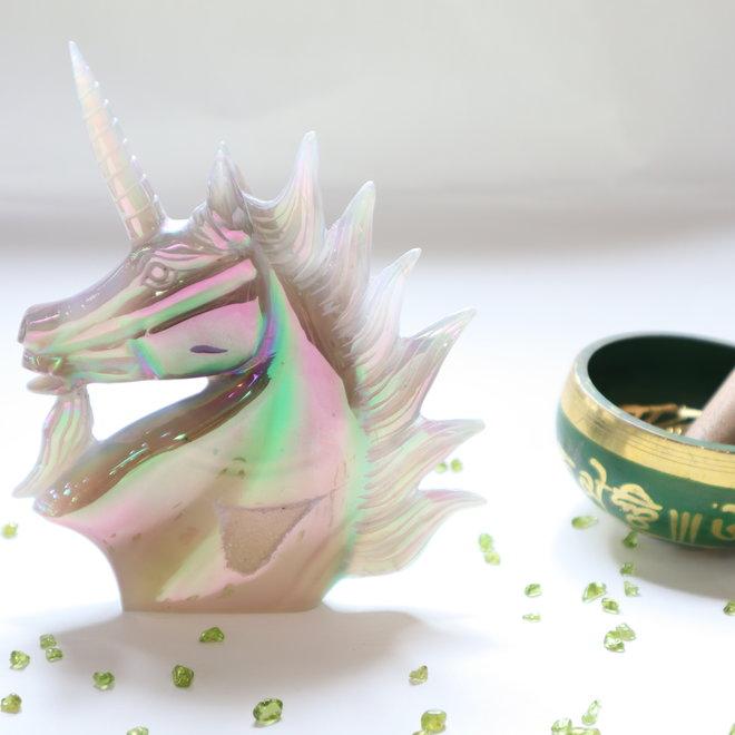 Aura Quartz Unicorn #3