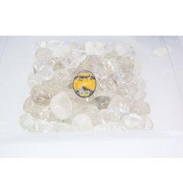 Bumblebee Jasper Oval-Cab Adjustable Ring
