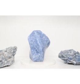 Blue Calcite Flame #1