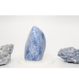 Blue Calcite Flame #2