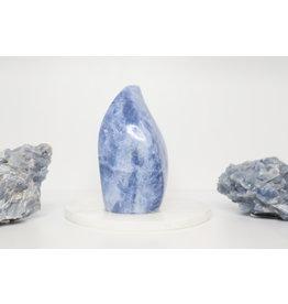 Blue Calcite Flame #3