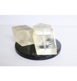 Polished Optical Calcite - Large