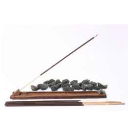 Moldavite Incense Sticks - Starter Kit