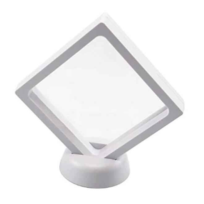 3D Floating Display - L Square
