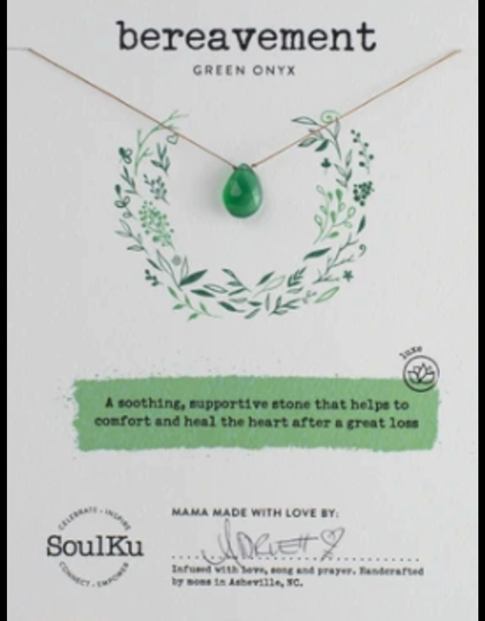 Green Onyx Love - Bereavement