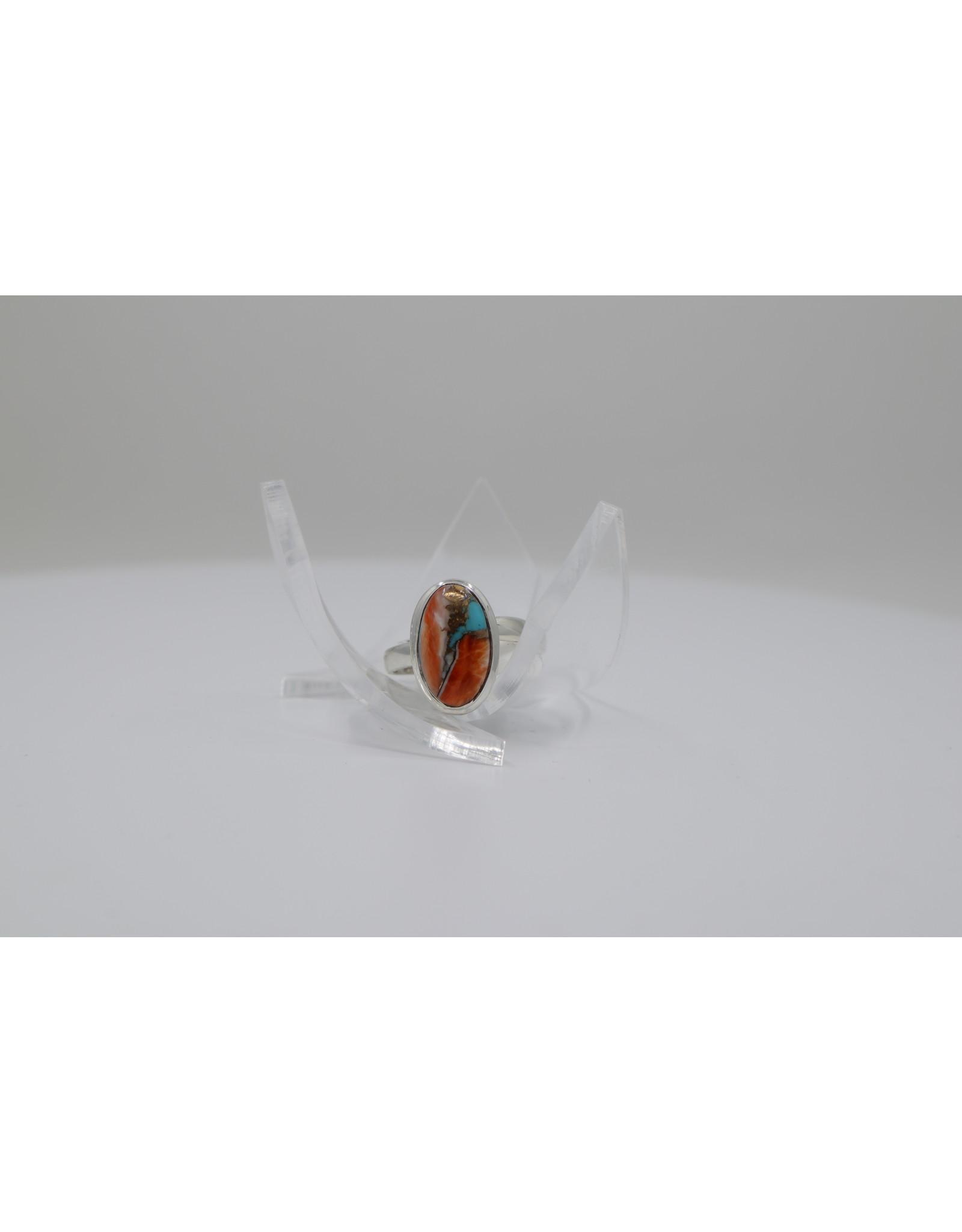 Arizona Turquoise Ring #2 - Adj