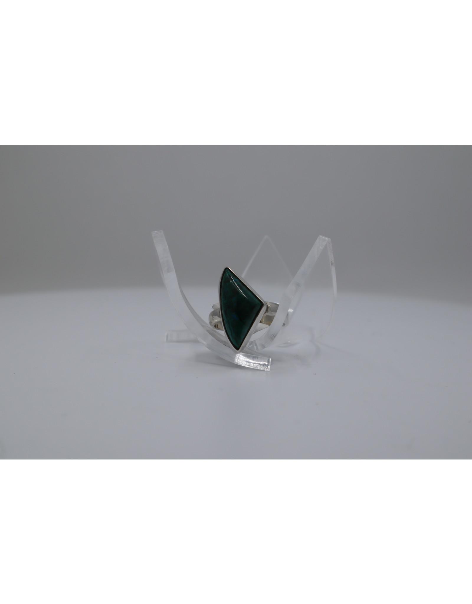 Chrysocolla Ring - Size 5.5