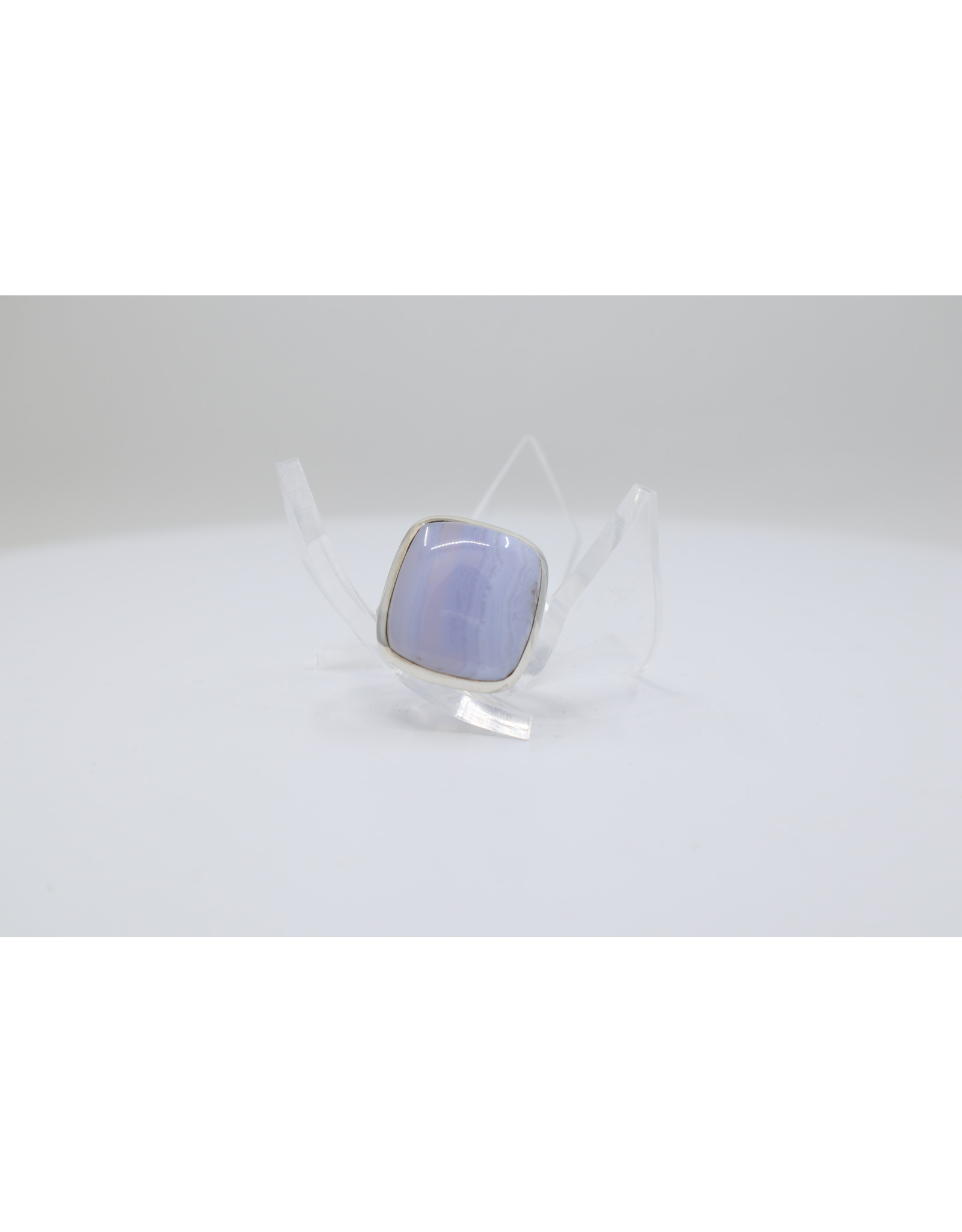 Blue Lace Square - 6