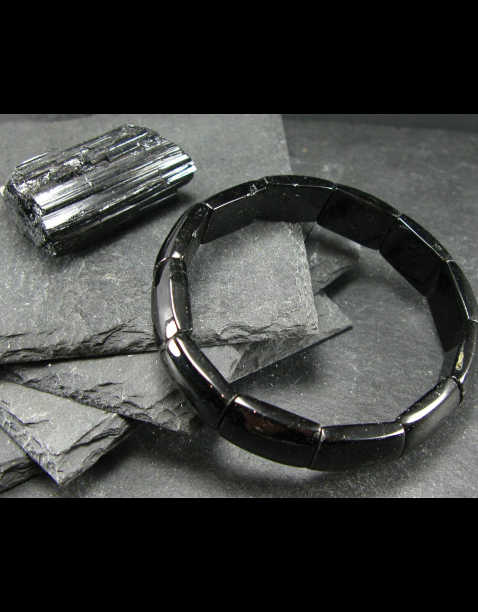 Black Tourmaline Bracelet - 20mm